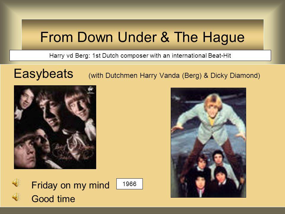 Hits from Holland 69-70 Venus (bubble gum) cf.Who Beatles The Big Three Mighty Joe cf.