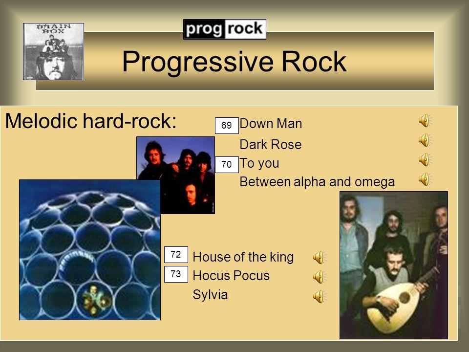 Symphonic Rock Ekseption: Peace Planet cf.