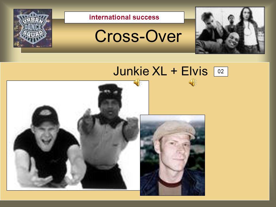 Cross-Over Urban Dance Squad Fast Lane Deeper Shade of Soul cf. Run DMC 89