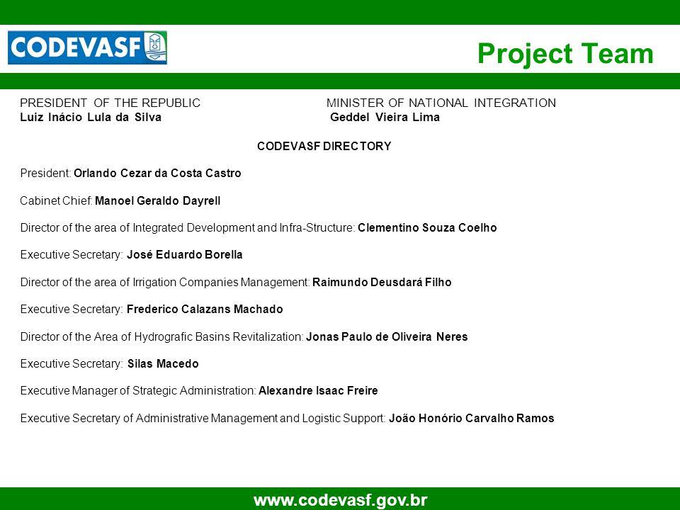 3 www.codevasf.gov.br Agenda Introduction Business Model Profitability Analysis Irrigation Projects (CODEVASF)