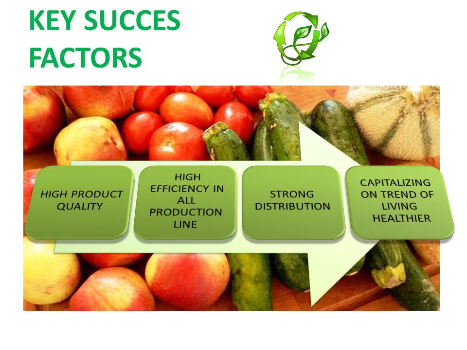KEY SUCCES FACTORS