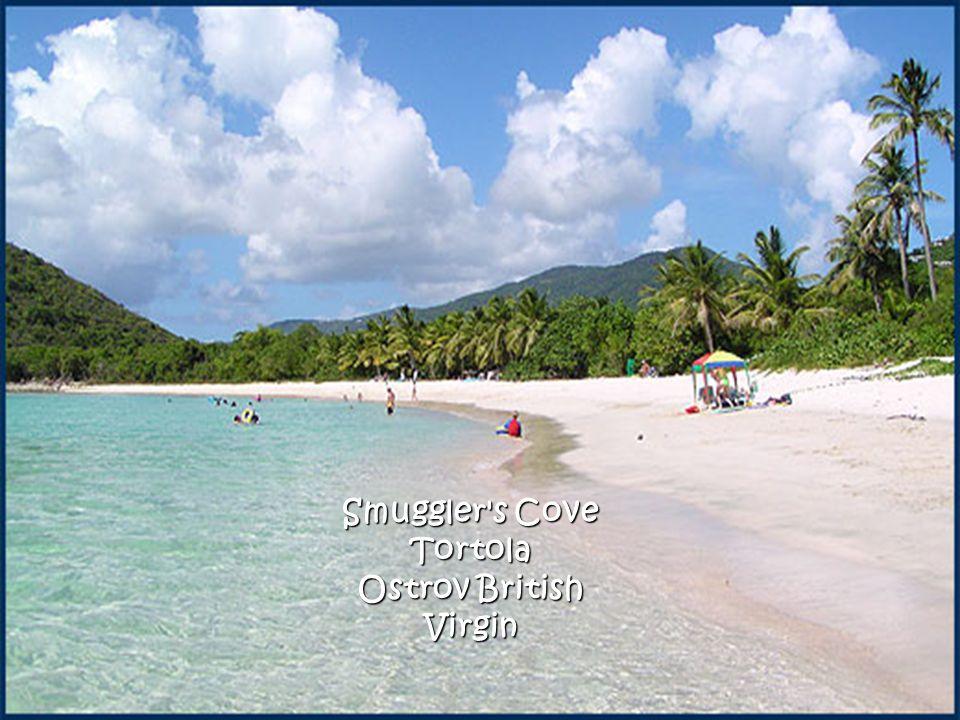 Pláž Seven Mile NegrilJamaica