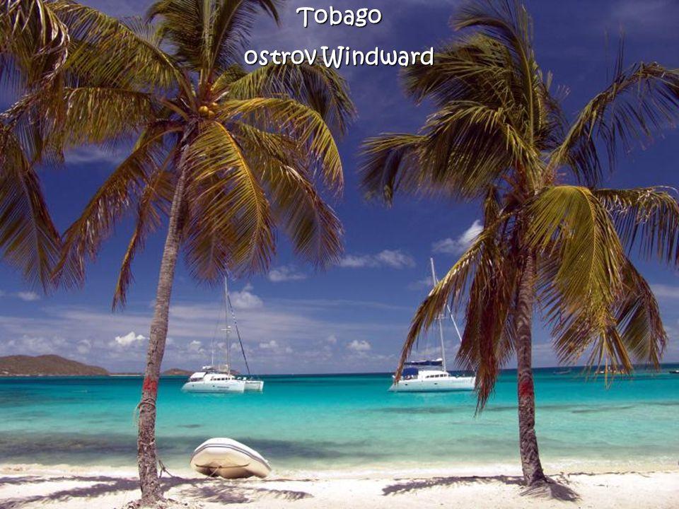 Smuggler's Cove Tortola Ostrov British Virgin