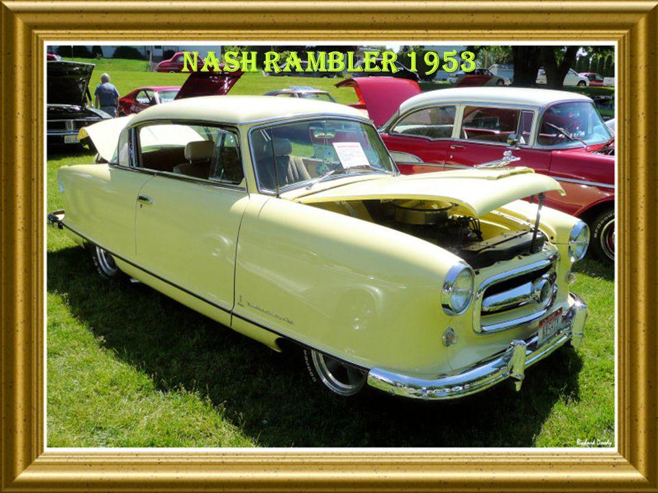 Nash rambler 1953