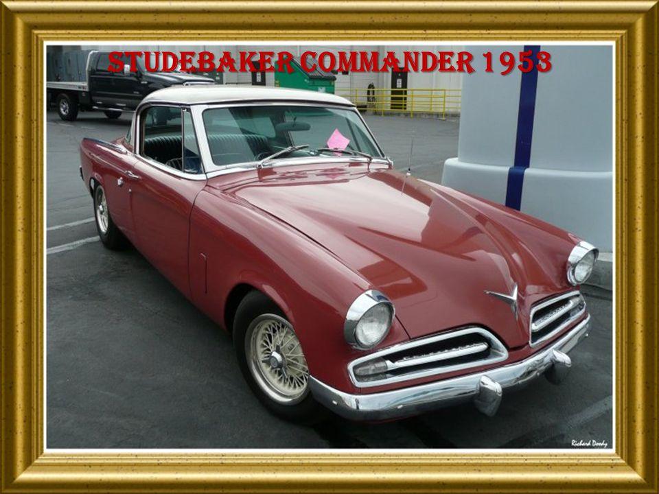 Studebaker commander 1953