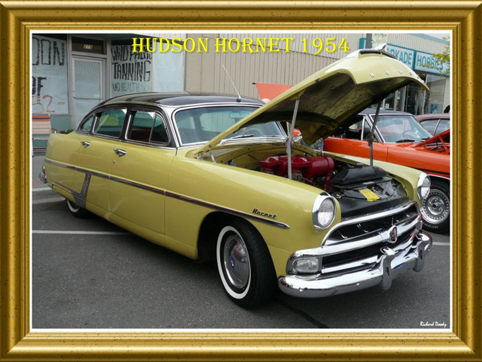 Hudson hornet 1954