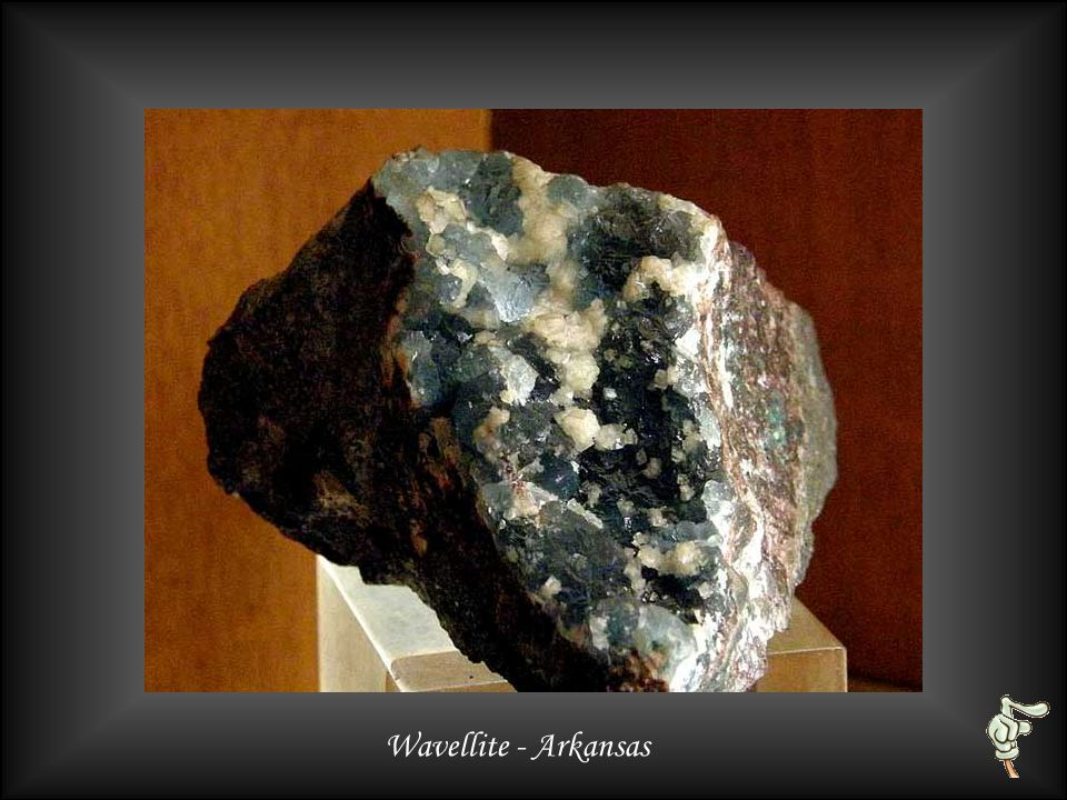 Wavellite - Arkansas