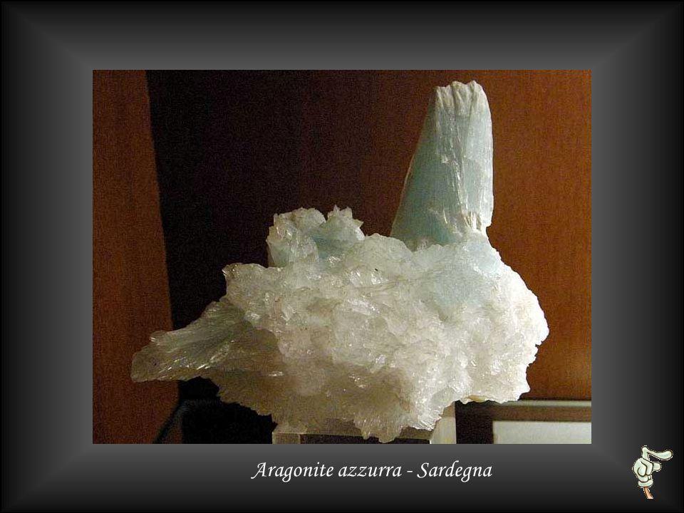 Aragonite - Bari