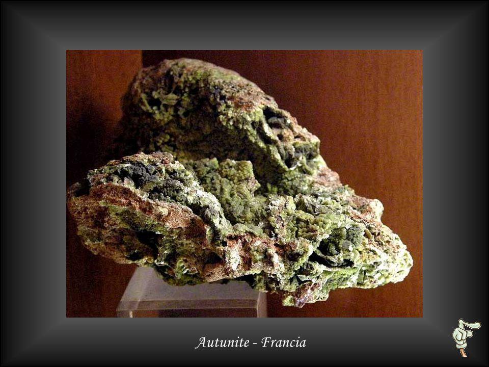 Aragonite azzurra - Sardegna