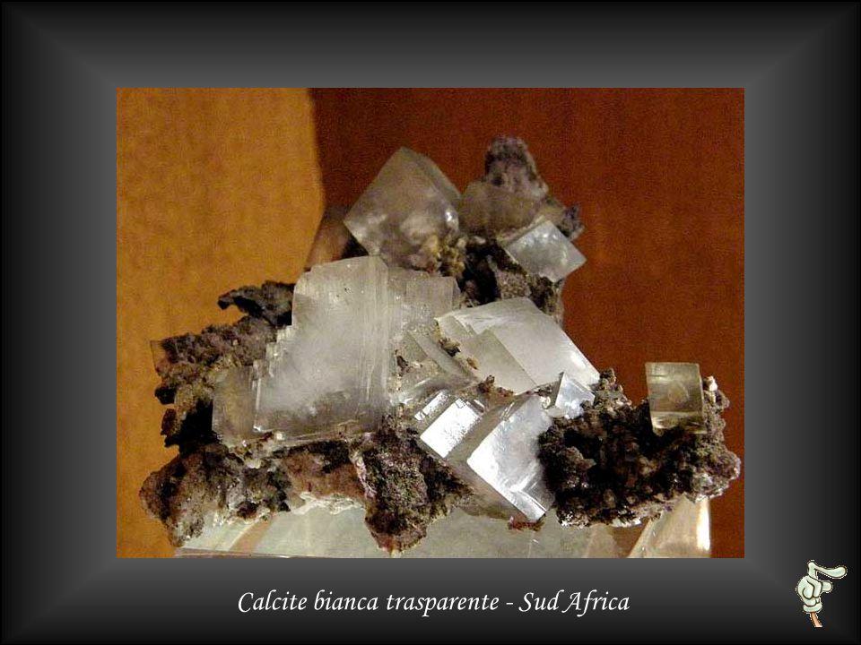 Calcite stalattitica - Sardegna