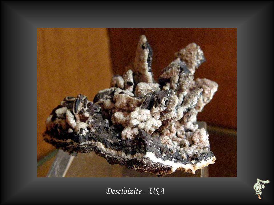 Cupro-aragonite - Tirolo