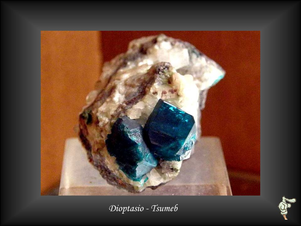 Descloizite - Tsumeb