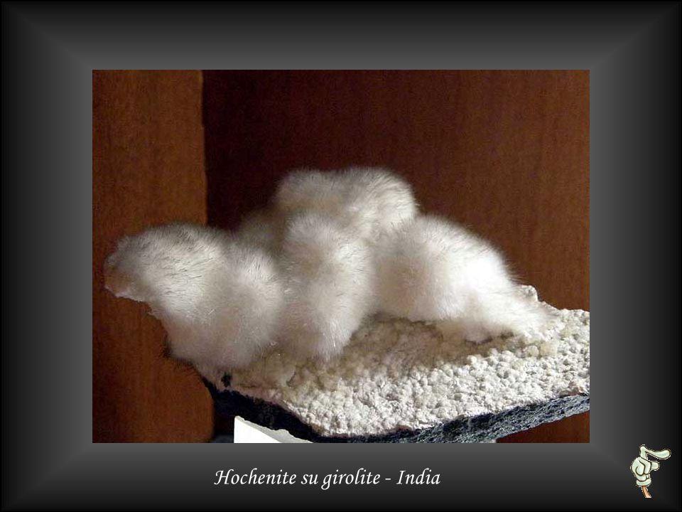 Heulandite - India