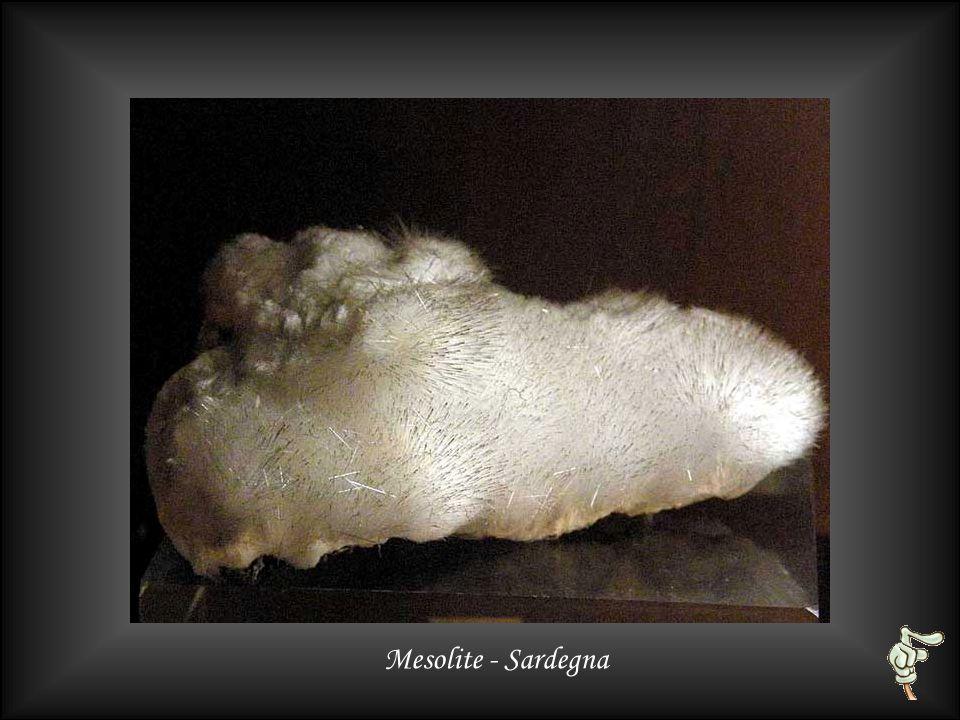 Mesolite - Sardegna