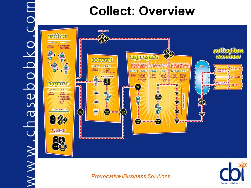 Provocative iBusiness Solutions Collect: Author