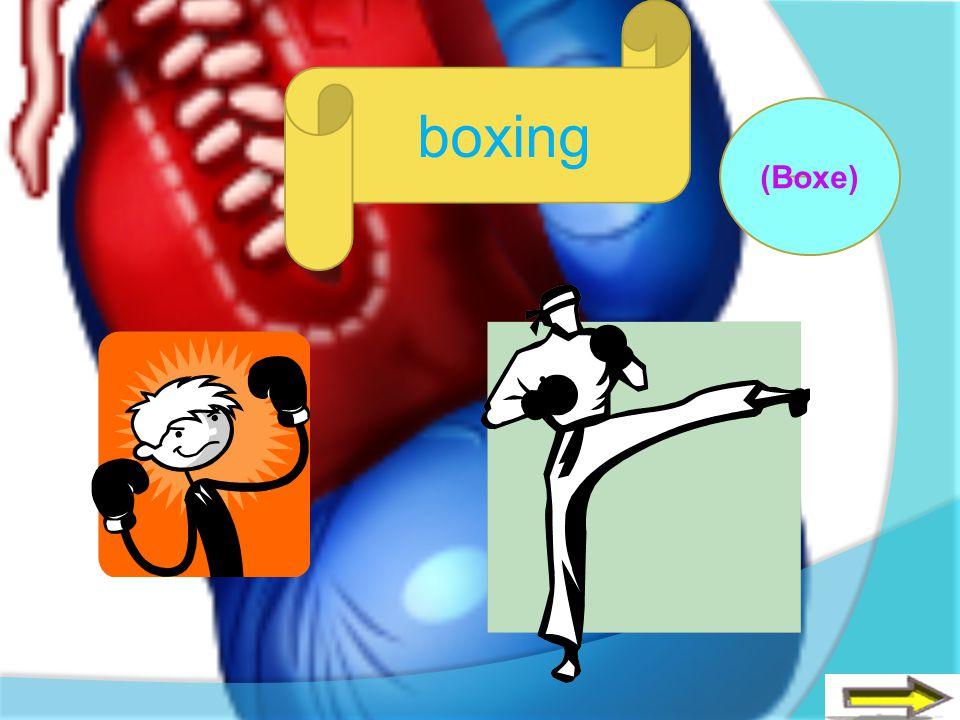 boxing (Boxe)