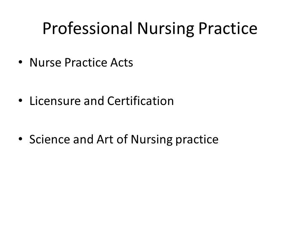Education Associates Degree 3-4 years Baccalaureate Degree 5-6 years Masters Degree 1-2 years – Nursing Education – Nurse Practitioner – Clinical Nurse Specialist – Nurse Anesthetist – Nurse Midwife – Nursing Administration PhD/ DNS/EdD 4-8 years