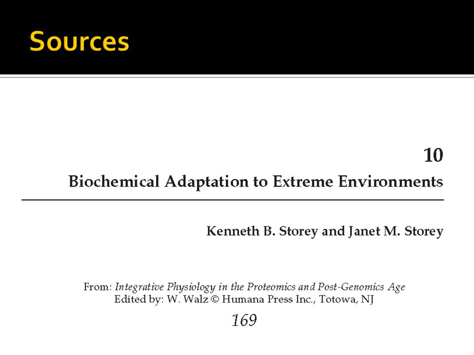  Physiology can be viewed as the collection of mechanisms and processes that allows organisms to deal with challenges from both internal and external sources  Adaptive responses to environmental stresses are needed for two main reasons:  all biological molecules and all biochemical reactions are directly susceptible to perturbation by multiple environmental parameters  to sustain life, all cells must maintain adequate energy turnover by maintaining sufficient energy currencies, primarily adenosine triphosphate (ATP)