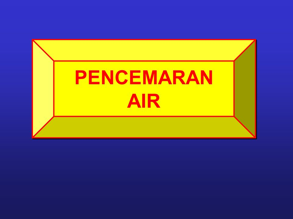 Sumber pencemaran Nonpoint Prevent soil erosion and only apply needed pesticides and fertilizers