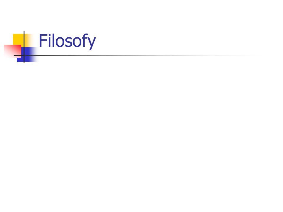 Filosofy