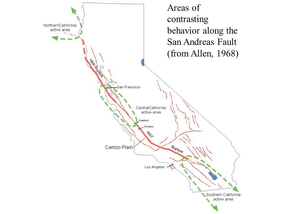1906 M7.8 San Francisco Earthquake Beginning of modern earthquake science