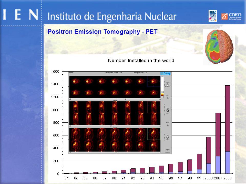 Positron Emission Tomography - PET