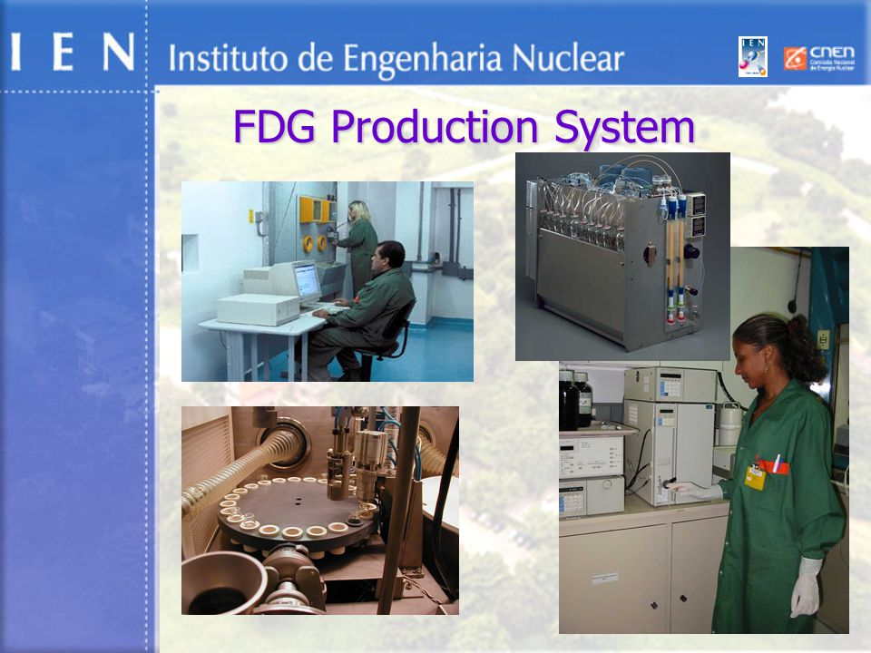 FDG Production System