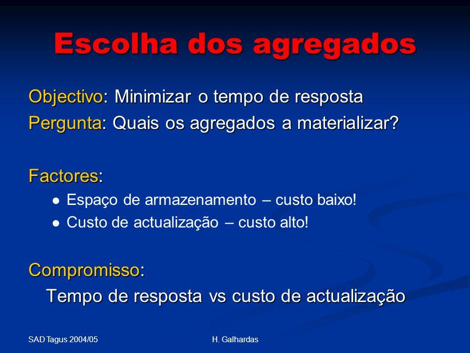 SAD Tagus 2004/05 H.