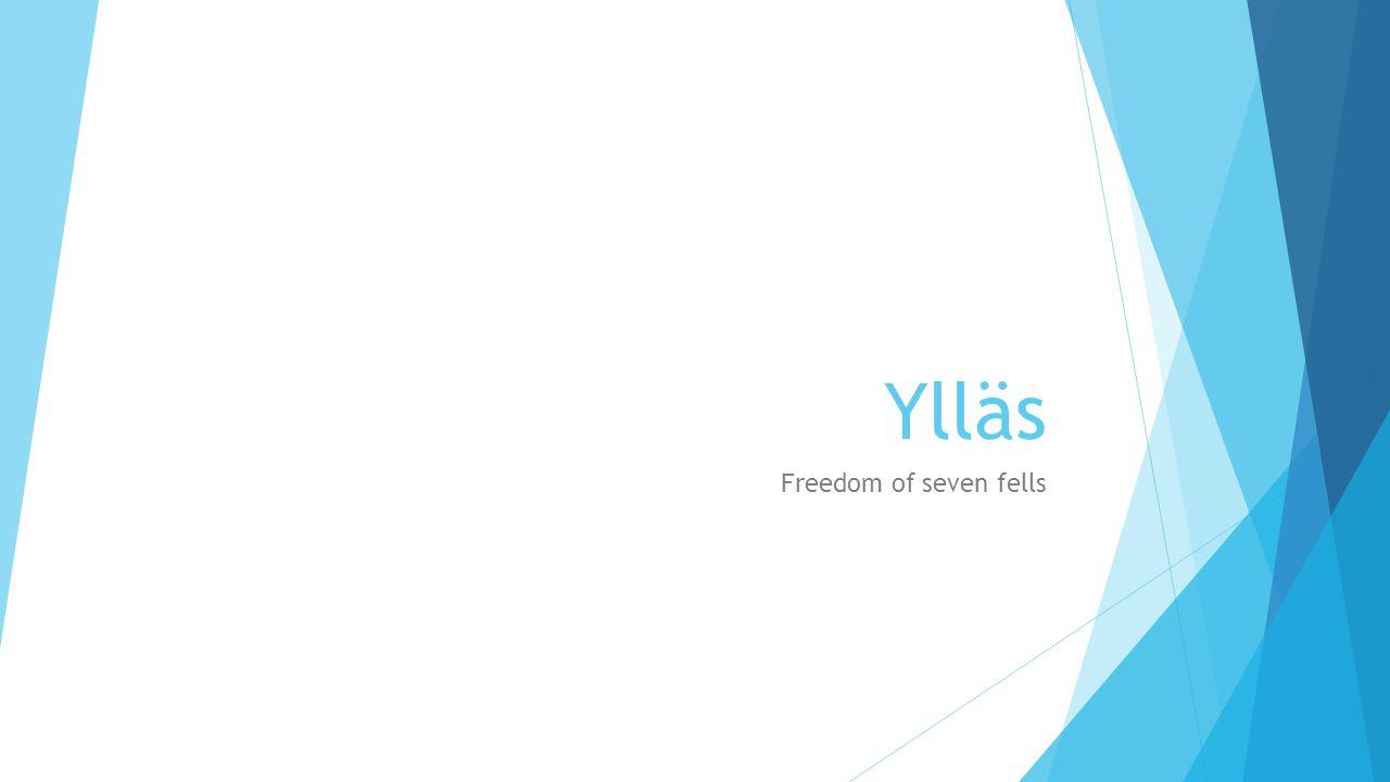 Ylläs Freedom of seven fells