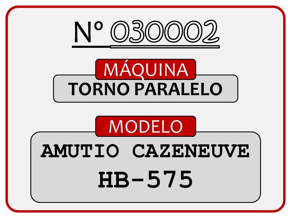 EQUILIBRADORA MÁQUINA HOFFMN L-3000 MODELO
