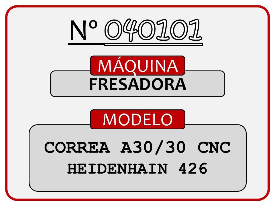 CENTRO MECANIZADO MÁQUINA MAS MCV-1000 CNC HEIDENHAIN 430 MODELO