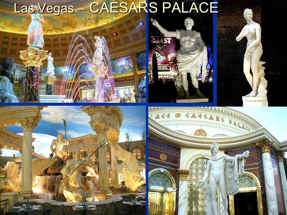 Las Vegas – CAESARS PALACE