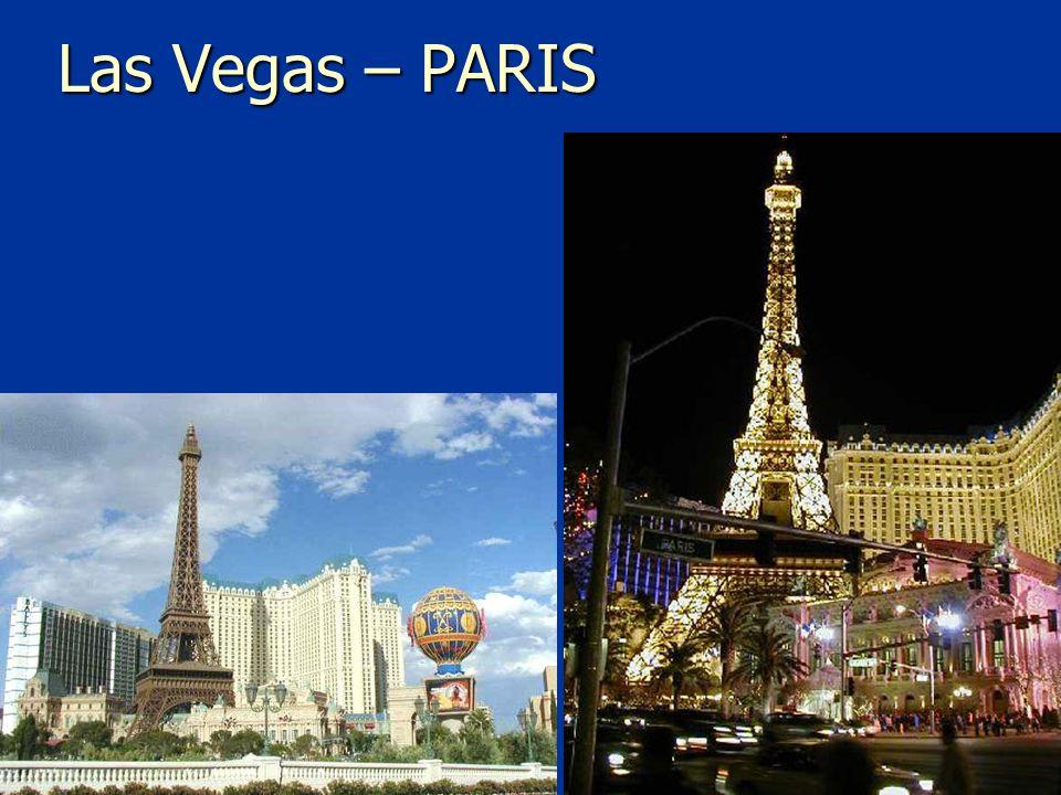 Las Vegas – PARIS