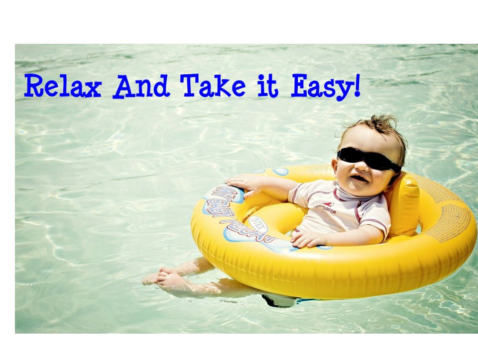 Take it easy is a song by the American singer- songwriter Jackson Browne.