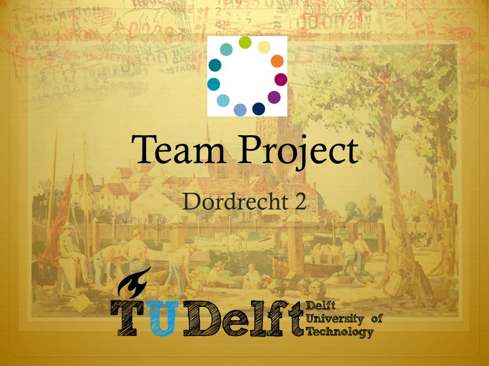 Team Project Dordrecht 2