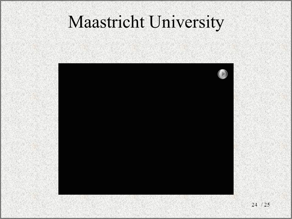 Maastricht University / 2524