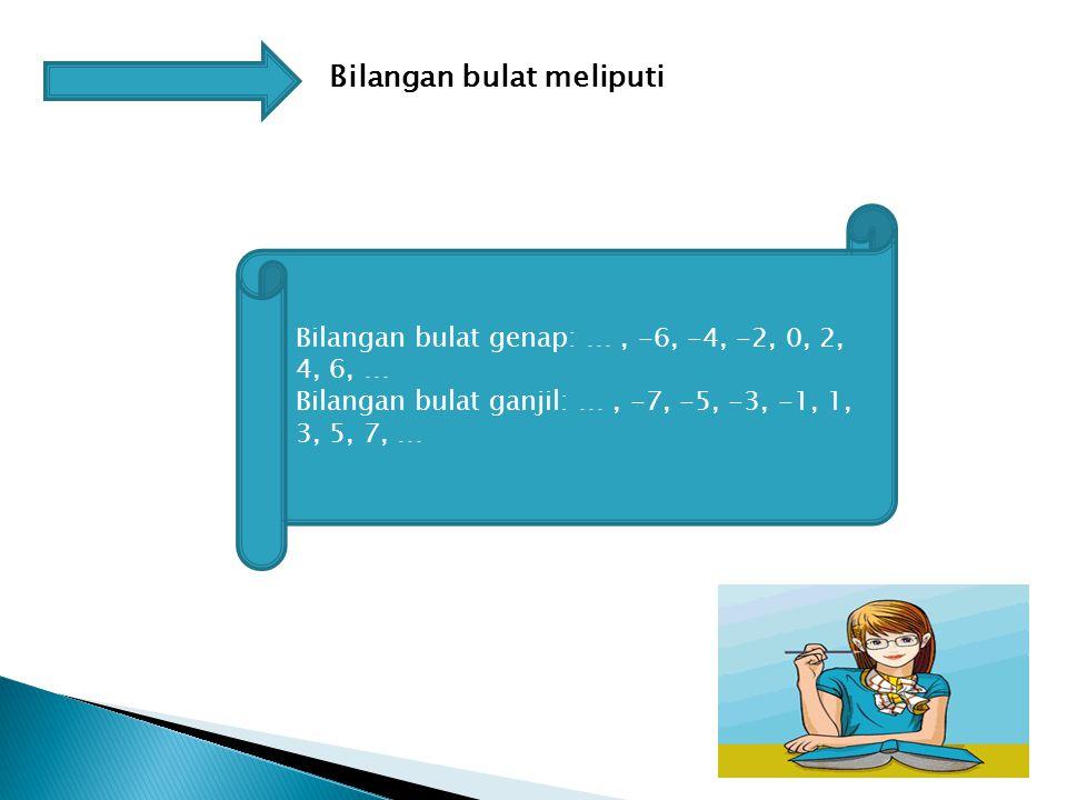 Bilangan 0 (nol) tidak positif dan tidak negatif. Bilangan 0 (nol) adalah bilangan netral.