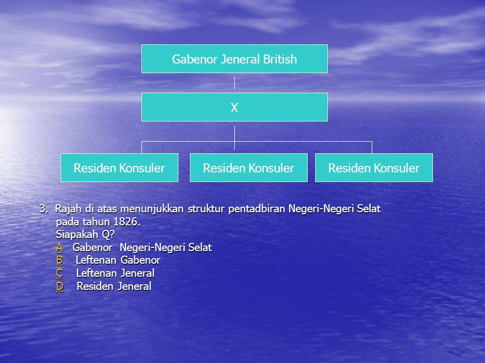 2. Negeri-negeri di atas telah disatukan membentuk Negeri-Negeri Selat. Mengapakah negeri-negeri tersebut disatukan? Mengapakah negeri-negeri tersebut
