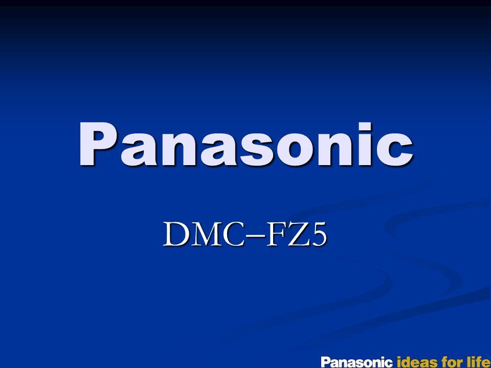 Panasonic DMC  FZ5