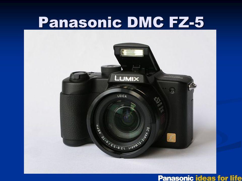 Panasonic DMC FZ-5