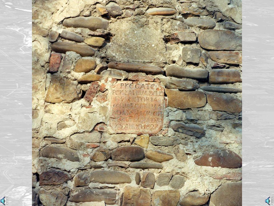 Iscrizione del primo 800 (Early 19th century inscription )