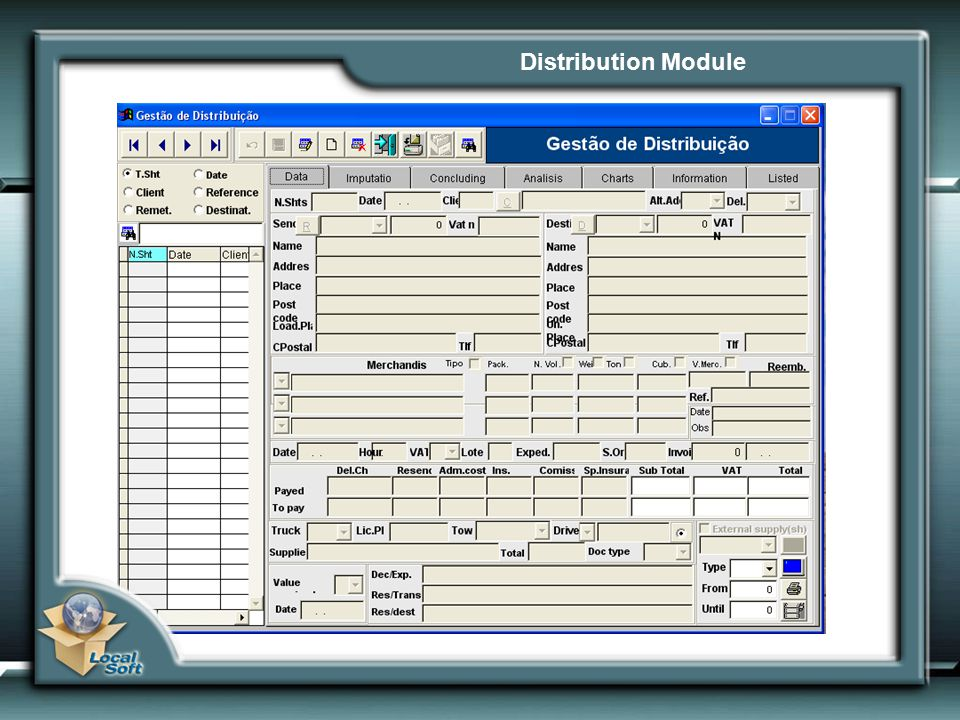 Distribution Module