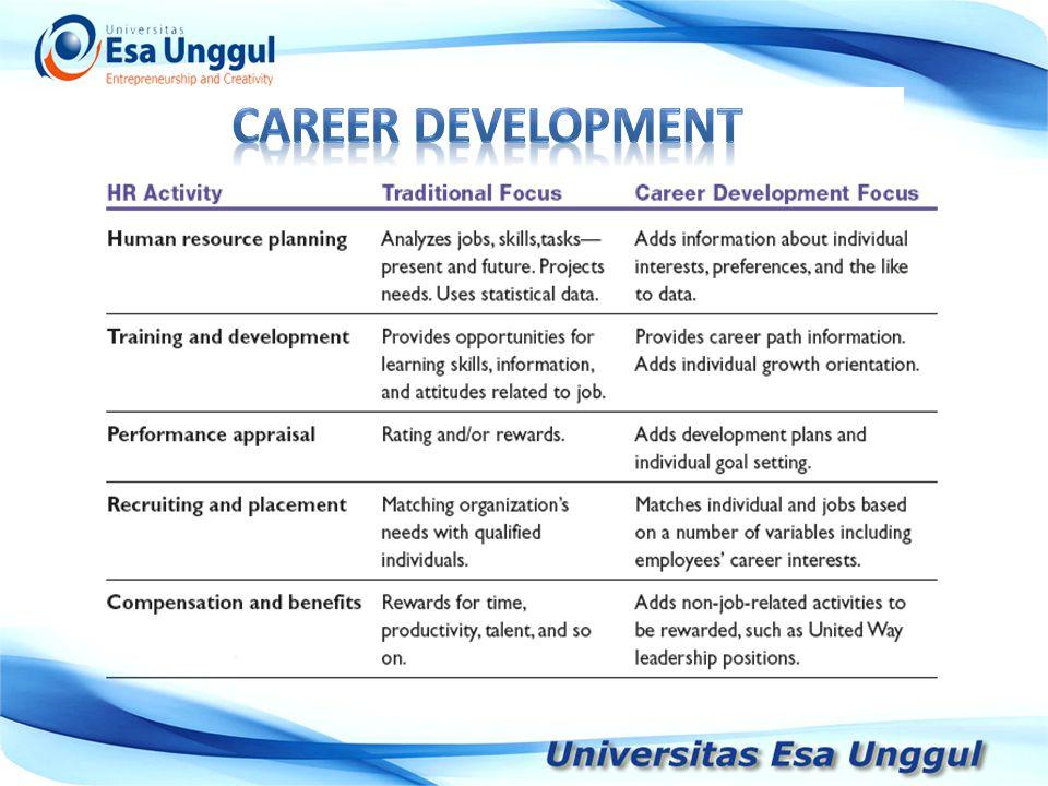 Tahun Pendapatan Nasional (milyar Rupiah) 1990 1991 1992 1993 1994 1995 1996 1997 590,6 612,7 630,8 645 667,9 702,3 801,3 815,7 The Individual Accept responsibility for your own career.