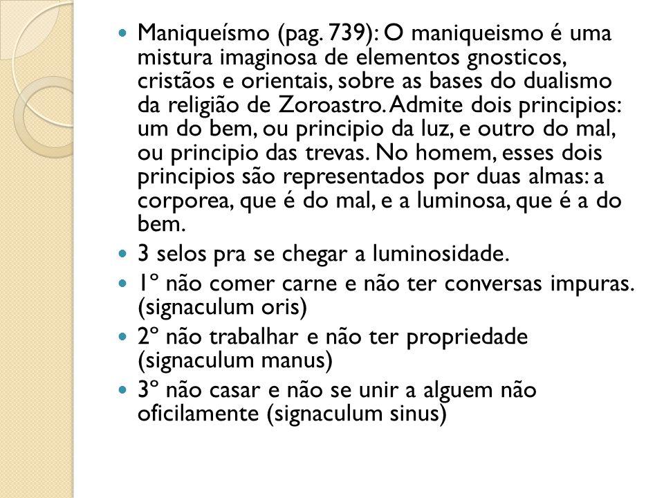Ceticismo (pag 151)