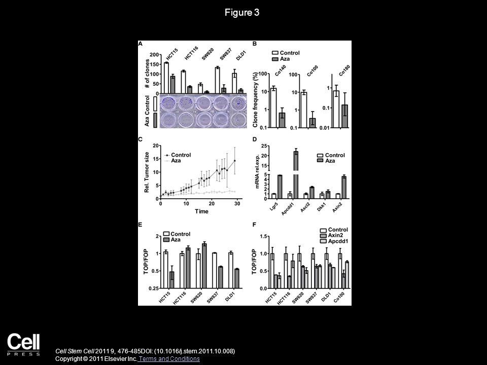 Figure 4 Cell Stem Cell 2011 9, 476-485DOI: (10.1016/j.stem.2011.10.008) Copyright © 2011 Elsevier Inc.