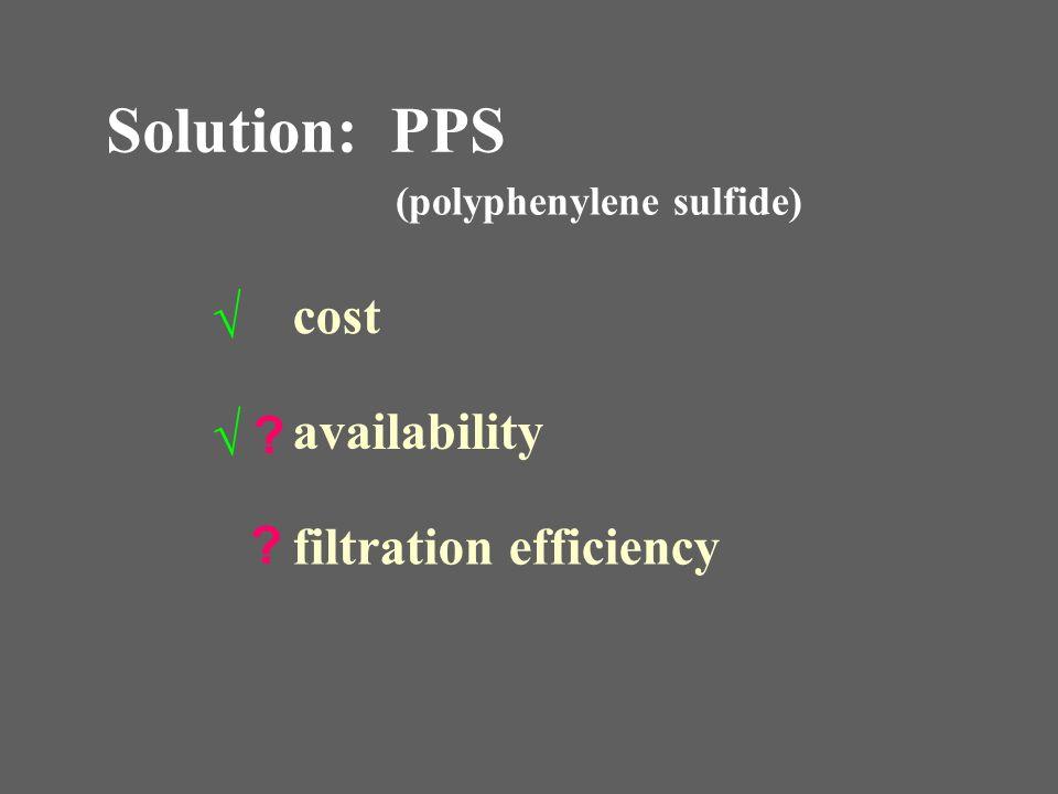 S Polyphenylene sulfide