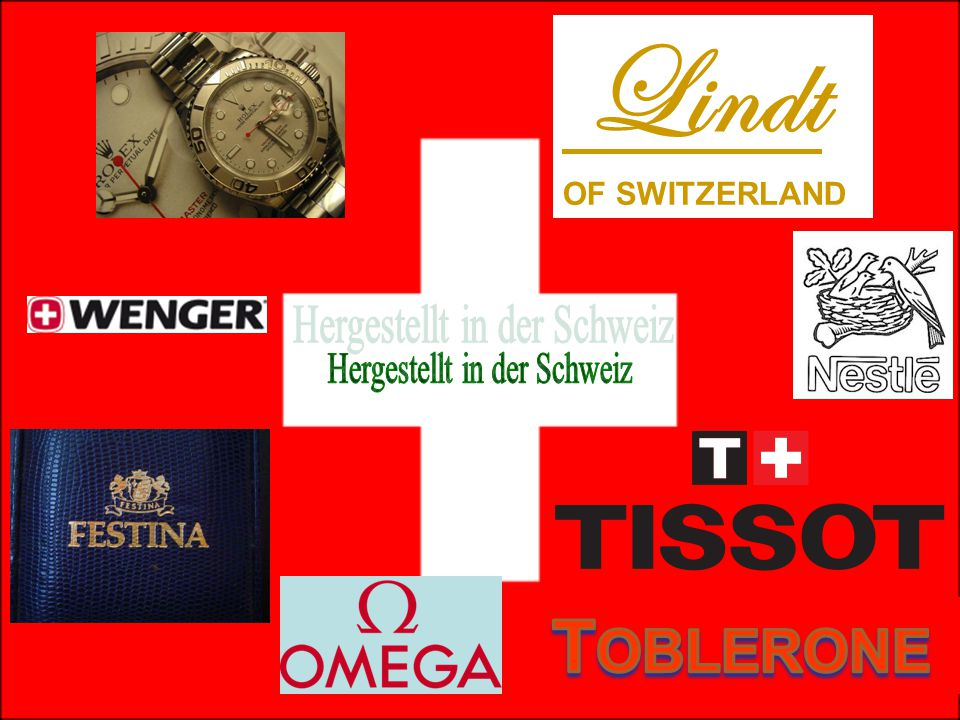 Lindt OF SWITZERLAND