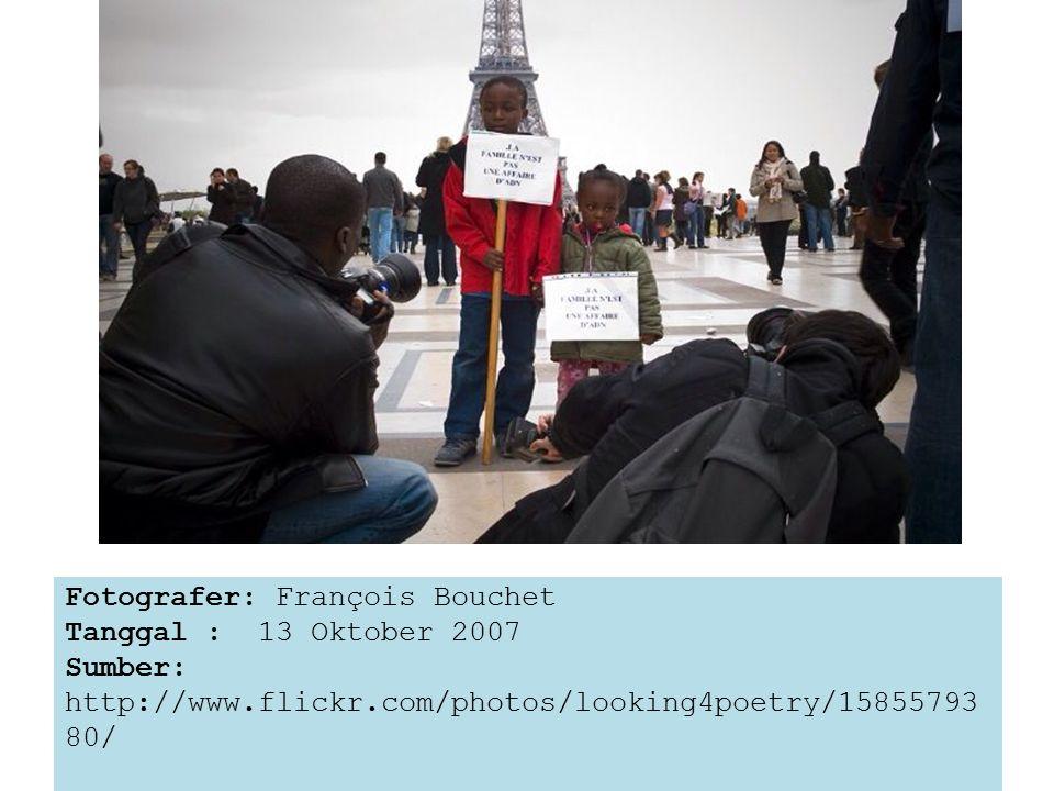 Fotografer: François Bouchet Tanggal : 13 Oktober 2007 Sumber: http://www.flickr.com/photos/looking4poetry/15855793 80/