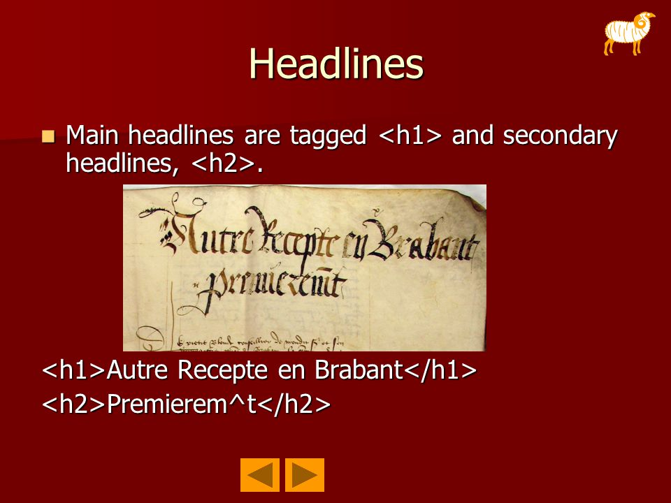Headlines Main headlines are tagged and secondary headlines,. Main headlines are tagged and secondary headlines,. Autre Recepte en Brabant Autre Recep