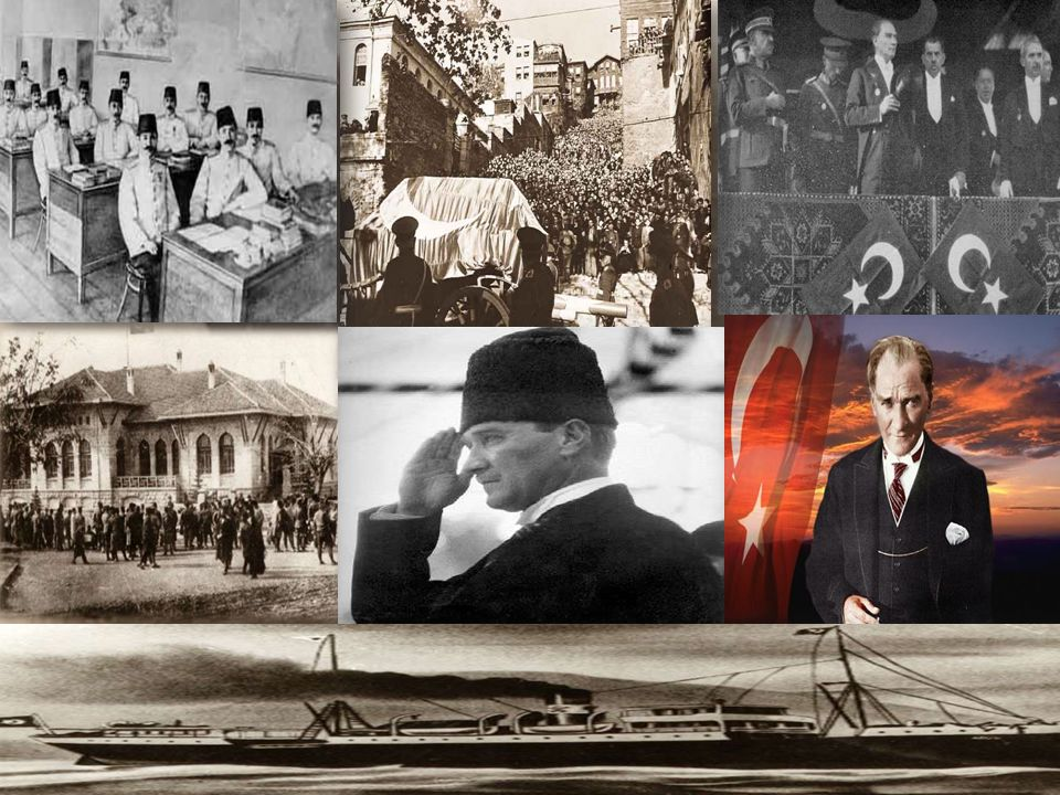 Atatürk died on 10 november 1938.